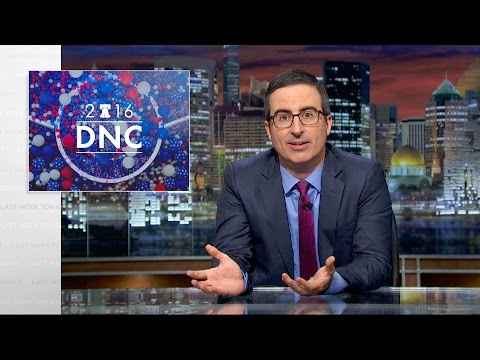 Democratic National Convention: Last Week Tonight with John