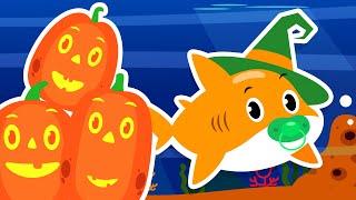 Baby Shark на русском языке | Песенки про маленькую Акулу | Песенки мультфильмы для детей