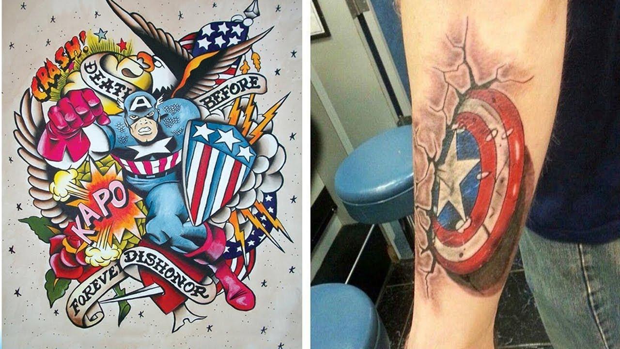 avengers tattoo