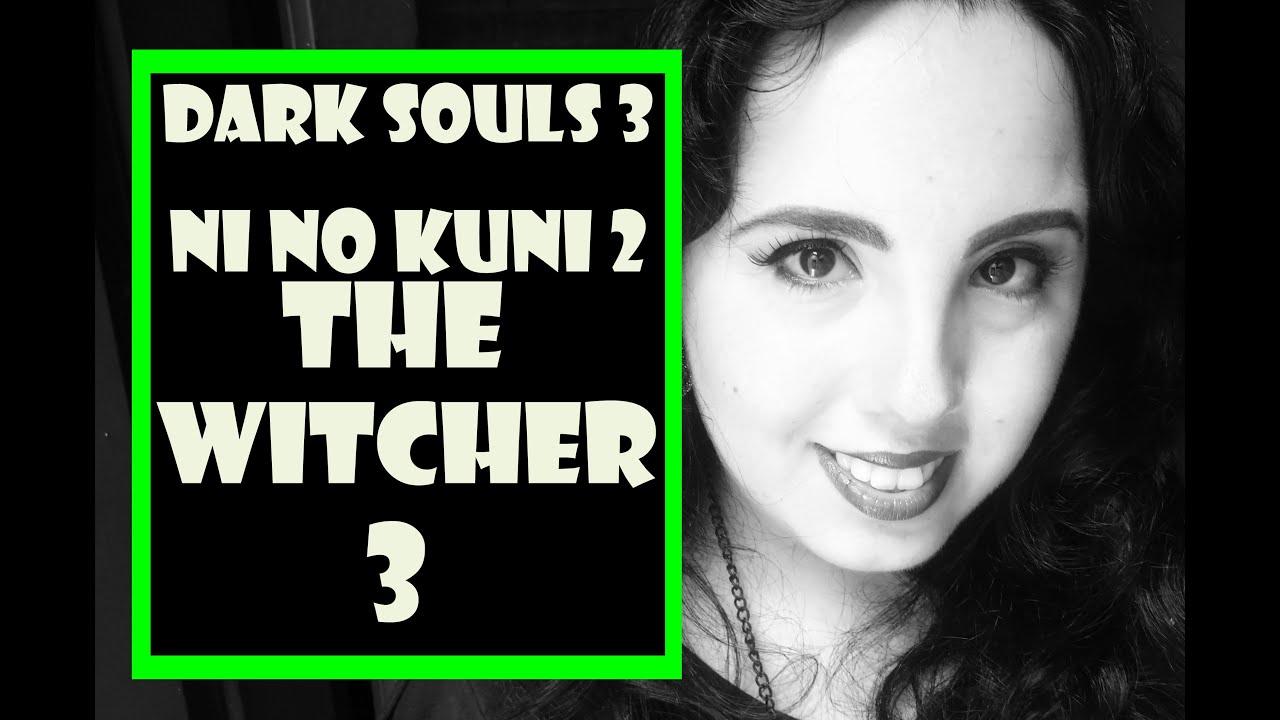 Dark Souls or Ni No Kuni?