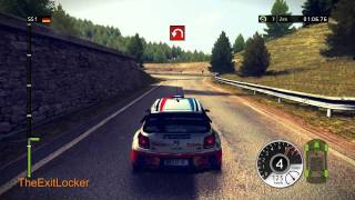 WRC 2 - FIA World Rally Championship 2011 Gameplay PC