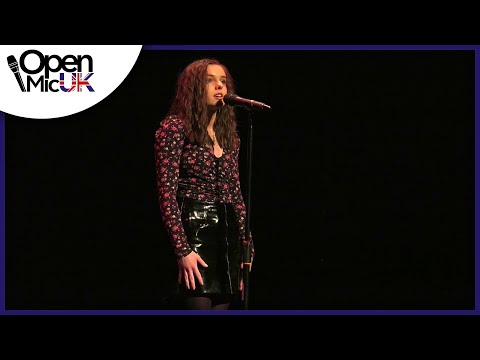 YOUTH – DAUGHTER performed by LAURA ELSY at Open Mic UK music competition