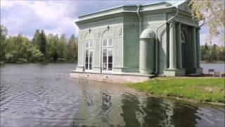 видео Музей-заповедник Гатчина