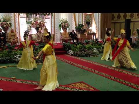 Tari Radap Rahayu - Sanggar Seni Bunga Srikandi