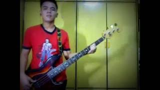 bakbakan na powerspoonz bass cover