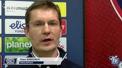 Hermes - Espoo United pe 24.2.2017 - Lehdistötilaisuus
