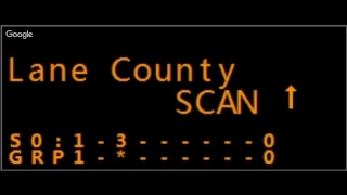 Live police scanner traffic from Douglas county, Oregon.  11/20/2018  8:12 am