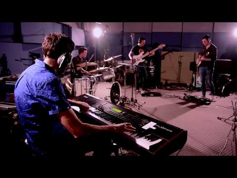 Harmless Funk live in the studio: Cissy Strut
