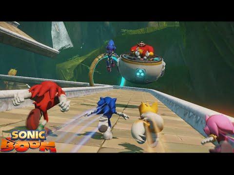Sonic Boom - El Ascenso de Lyric (1.0.0) (Parte 1/8) SaanikBruuum!!