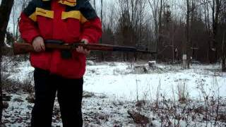 SVT 40 Shooting 1 5 winter gas adjustment 12 26 2011 part 02.MPG