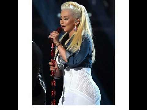 Anywhere but here - Christina Aguilera 2015