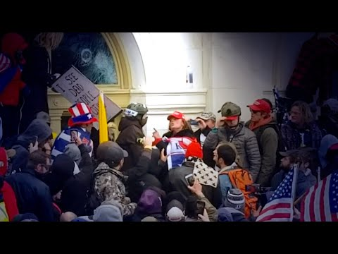 Who Was Behind The Insurrection At The US Capitol?