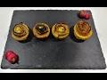 Receta fácil Cupcakes de verduras