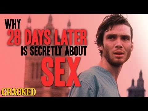 Why 28 Days Later is Secretly About Sex