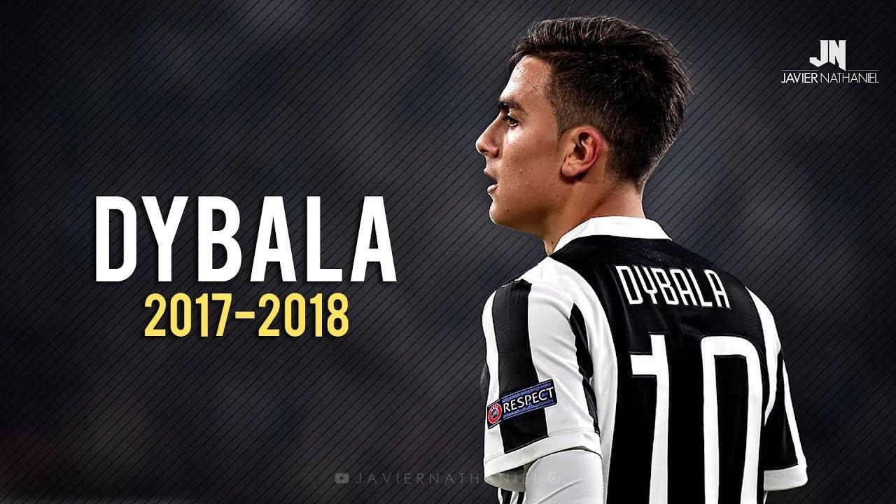 Paulo Dybala - Dribbling Skills & Goals 2017/2018