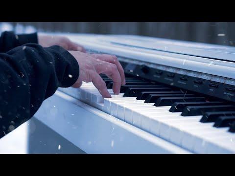 "Michael Ortega - ""WINTER"" (Sad & Emotional Piano)"