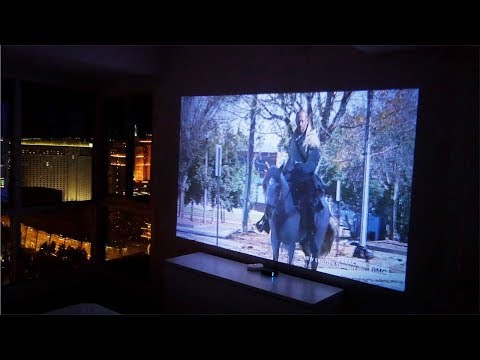 Under $100 Budget Projector Bedroom Setup! (Way More Fun Than a TV)