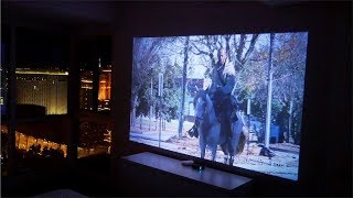 Under $100 Budget Projector Bedroom Setup! (Way More Fun Than a TV)