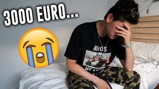 3000 EURO GESTOLEN OP IBIZA...