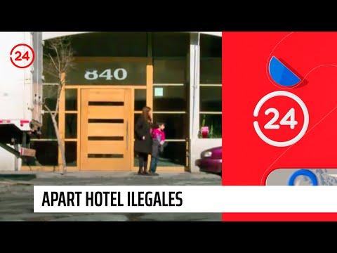 """Esto No Tiene Nombre: """"Apart Hotel"""" ilegales."""