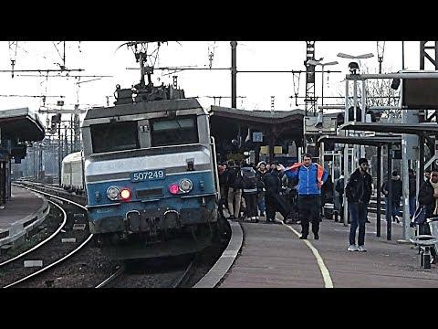 Gare de Melun - RER D, Ligne R, TER, Intercités, Thello et Fret