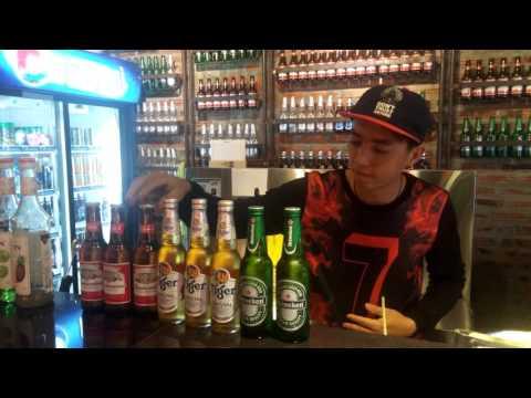"""[BIA-KHU9] Cocktail Beer """"Hello summer"""" cùng phù thủy pha chế Duy Khánh !!!"""