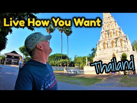 Thailand Life | Live Life How You Want Too