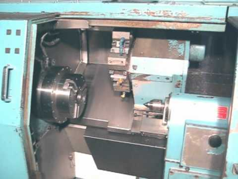 Mazak Quick Turn 10 Universal CNC Lathe at Midwest Machinery Travel Video