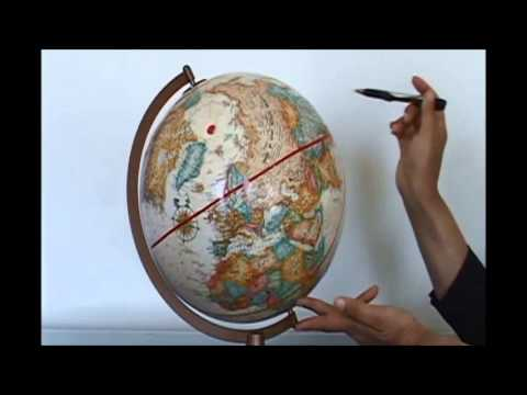 Impending Pole Shift -Future Location of the North & South Poles