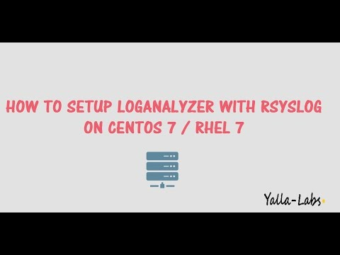 How to Setup LogAnalyzer with Rsyslog On CentOS 7 / RHEL 7