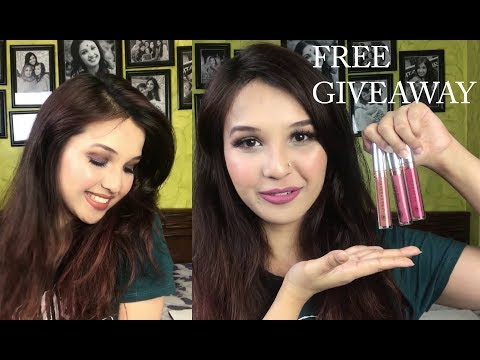 #GIVEAWAY ABH Lipsticks