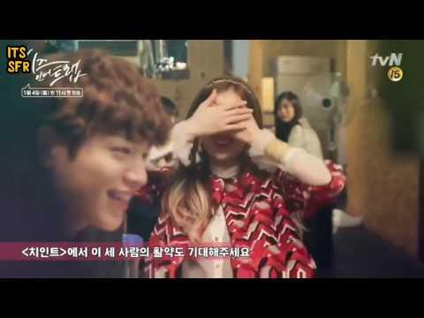 [ENG/INDO SUB] Baek In Ha Got Angry!! Scene+Behind The Scene