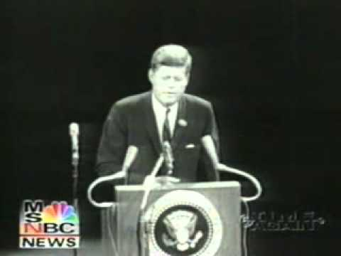 Rarely heard JFK comments after Marilyn Monroe sang Happy Birthday