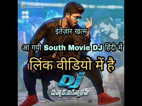 DJ South Movie Hindi Dubbed Allu Arjun Direct Download
