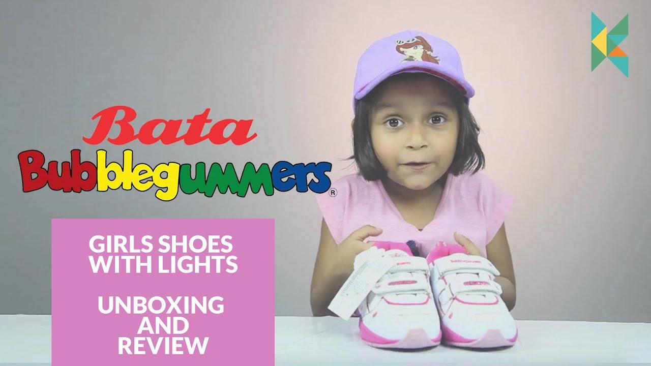 bubblegummers school shoes