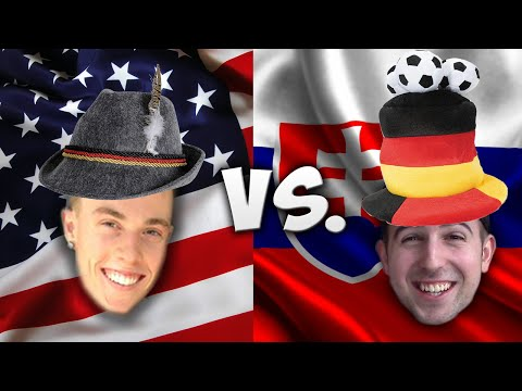 TONGUE TWISTERS: Slovakia Vs. USA w/ Cody (Gone Folk Music)