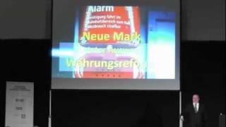 Prof. Dr. Bernd-Thomas Ramb - Deutscher Schuldenschnitt unvermeidbar (TEIL 5 von 5)
