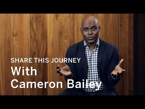 SHARE THIS JOURNEY with Cameron Bailey | TIFF 2016