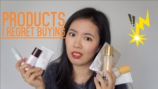 Products I Regret Buying 雷品分享   ItsRossieRao