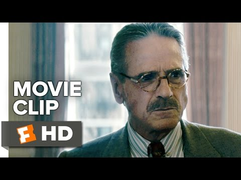 Race Movie CLIP - Politics Has No Place in Sports (2016) - Jeremy Irons, William Hurt Movie HD