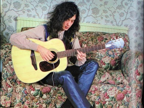 Jimmy Page - Led Zeppelin - Acoustic Guitar Demo Practice Tapes 1971-73