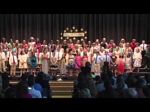 Freeman Kennedy School Chorus: Spring Concert 2014