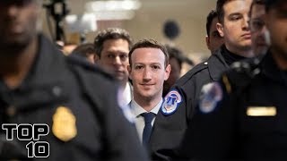 Top 10 Scary Companies That Know Everything About You