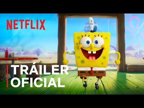 Bob Esponja: Al rescate | Tráiler oficial | Netflix