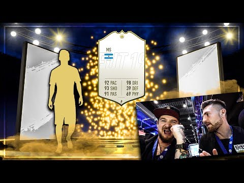FIFA 19 | I BLITZ KO im ICON PACK BATTLE 😱? FIFA 19 ULTIMATE TEAM vs Tisi Schubech