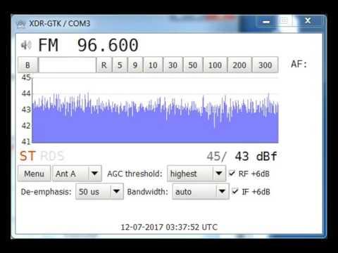 [Tropo] 96.6 MHz - Radio Vitosha - Dobrich - Bulgaria (841 km)