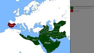 The Rise and Fall of the Abbasid Caliphate
