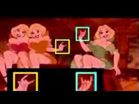 illuminati hidden messages in disney movies - photo #9