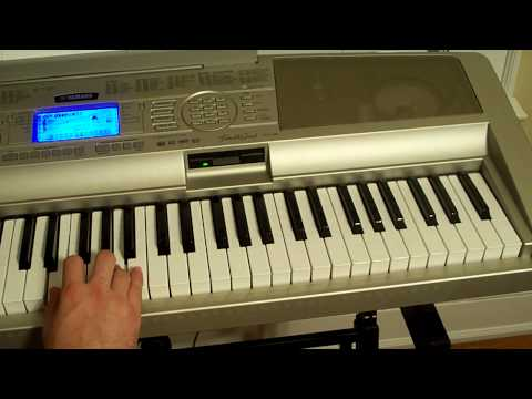 """How to play """"Be My Escape"""" by Relient K on piano WITH CHORDS [part 1]"""