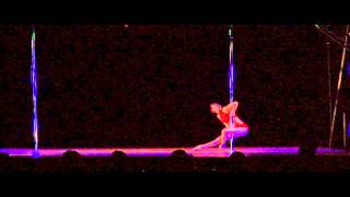 Midwest Pole Dance Competition 2012: Andrea Riquelme